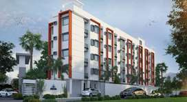 Affordable 2 bhk with lift and car parking