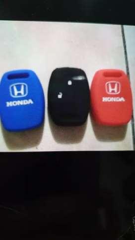 Kondom Kunci silicon Honda old brio mobilio crv accord 2tombol