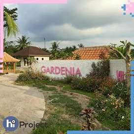 Tanah kavling Gardenia Villa Ranget Sesaot Lombok barat T375