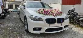 WEDDING CAR RENT BMW WITH DRIVER