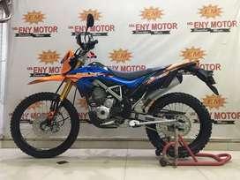 02 Kawasaki KLX 150 BF SE extreme th 2020 monggo bosku #Eny Motor#