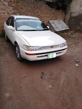 Corolla toyota 2.0 D limited edition solid in orignal desal hy