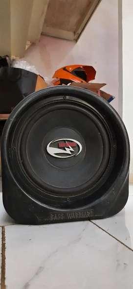 Subwoofer Bass Warrior (audio mobil)