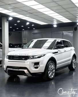 Land Rover Range Rover Evoque 2012 Bensin