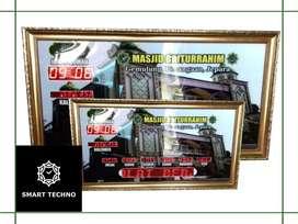Jual Jam Digital Masjid Type Advanced Boalemo Kab.
