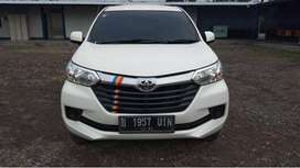 Toyota Avanza 1.3 E MT 2016