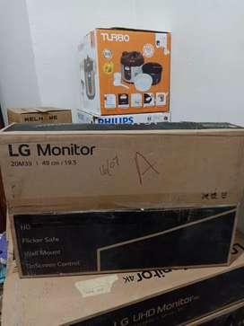 Monitor dijual murah 20 inc
