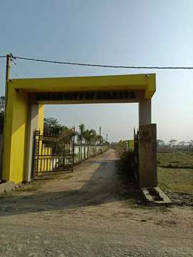 Plots available near saporjii newtown Kolkata