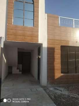 Sale 194 Gaj New Villa 90% Home Loan Facilities