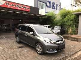 Mobilio 1.5 E CVT prestige '2014 Low KM 30rban,,barang istimewah