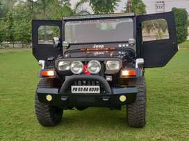 Jeep's thar low bownet modified