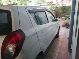 Commercial running condition alto 800