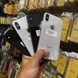 Iphone x 64Gb spesial turun harga bosku