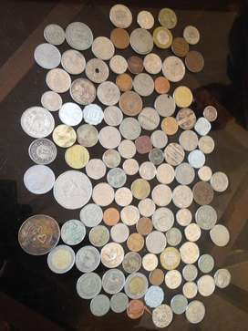 Coins of different countery
