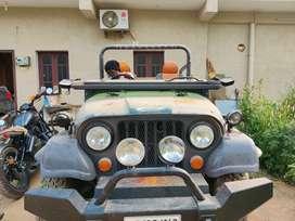 Mahindra Jeep 1997 Diesel 3000 Km Driven