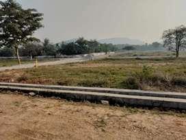 SteelPlant to Atchutapurm road nr Vuda plots fr Sale sqyrd 8500/- only