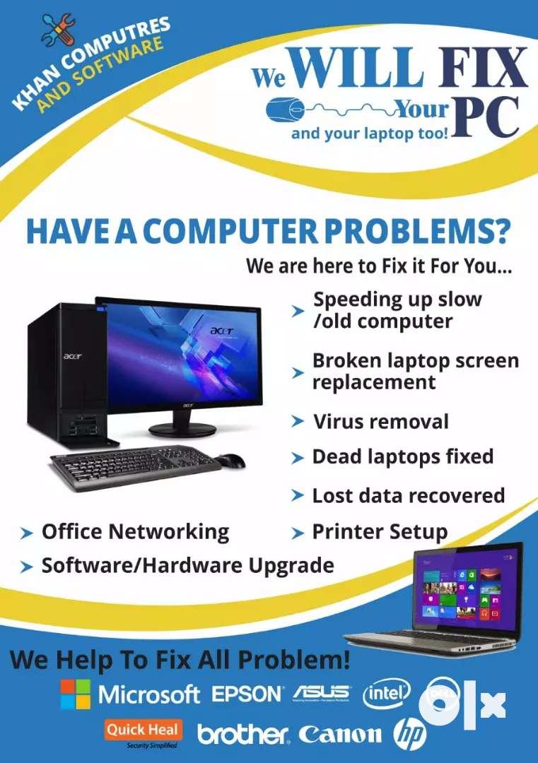 Khan Computer & Software 0