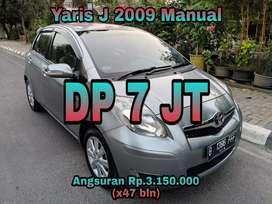 Yaris J 2009 Manual. TDP MURAH 7 JT