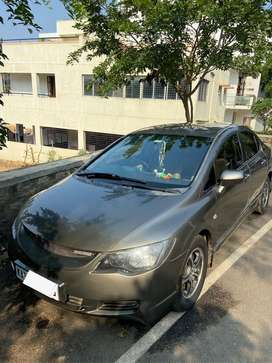 Honda Civic 2006 Well Maintained ka registred