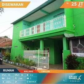 Dikontrakkan Rumah Daerah Ciwulan Malang