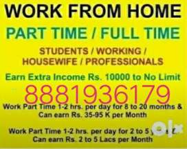 Free lancer / part time job for you