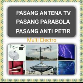Toko Pasang Antena Tv plasma & Pasang Parabola tanggerang karawaci