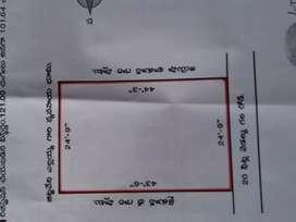 Plot for sale Rs 9.5lac