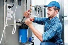 water filter technician