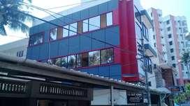 Erbaklulam pottaakuzhi 2300sqft commercial building