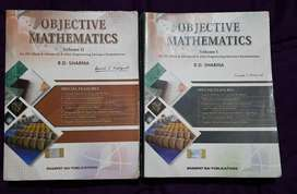 Objective Mathematics for JEE by RD Sharma