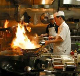 Wanted experienced Oriental/Thai Chef for restaurant in North Goa