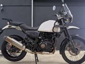 2017 Himalayan BS3 brand new condition