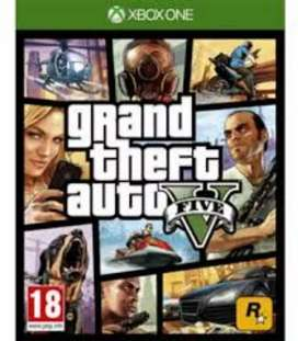 Gta v and xbox one used 1 months used /    pack of xbox one and gtav