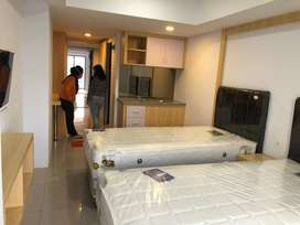 Dijual Apartment De'Glass Full Furnished Studio Apartment
