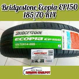 Ganti Ban Baru Mobil Avanza 185/70 R14 Bridgestone Ecopia Sale Murah