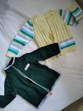 Jaket bayi (size 3-6 month)
