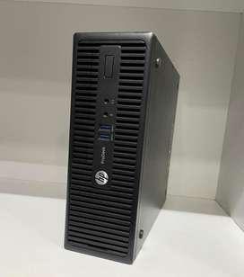 HP i5 6th GEN CPU - 8 Gn Ram - 120 Gb SSD + 1 Tb Hard Disk