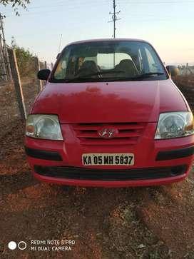 Hyundai Santro Xing 2010 Petrol 40650 Km Driven