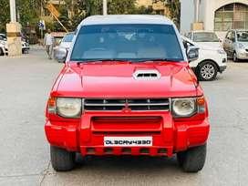 Mitsubishi Pajero GLX 2.8 CRZ, 2008, Diesel