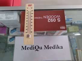 GEA Termometer Ruangan (bahan kayu)