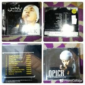 CD original opick opik