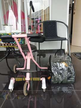 hipseat snobby dan sepeda trike exotic
