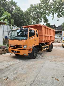 Dump truk Fuso FM 65 4X4 2018