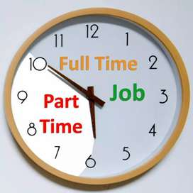 Those who are interested to do part time work