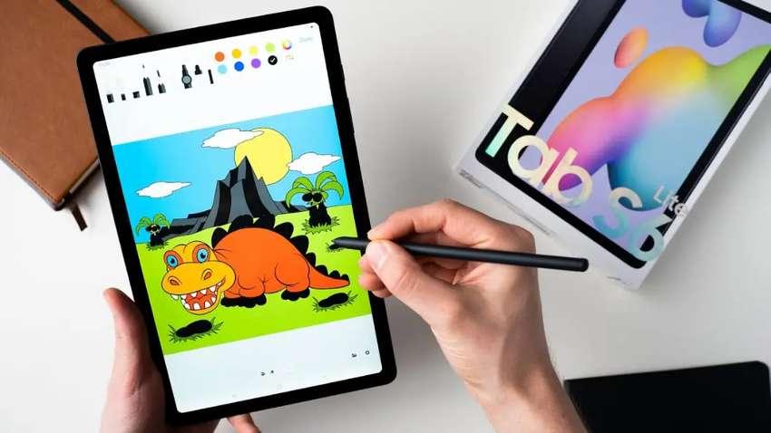 Tablet Tab S6 Lite 4Gb/128Gb
