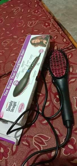 Comb Straighten ee machine