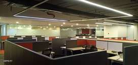 Chetpet Fully furnished office rent 9000sqft 130 w/s 10 cabins