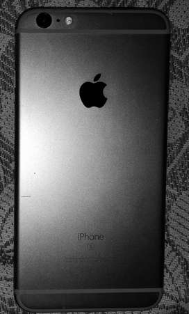iPhone 6S plus 16gb Silver(no exchange)