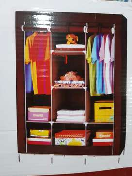 Storage Wardrobe for Clothes, Shoes, Toys etc