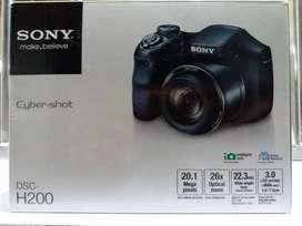 KAMERA SONY DSC-H200 BLACK